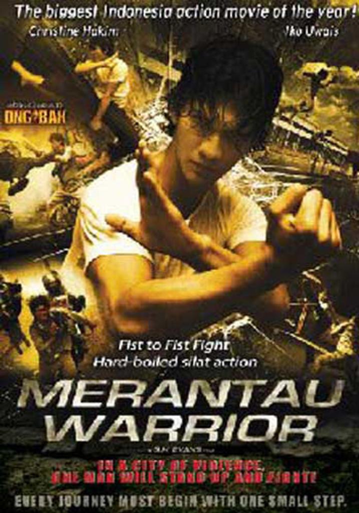 Merantau Warrior