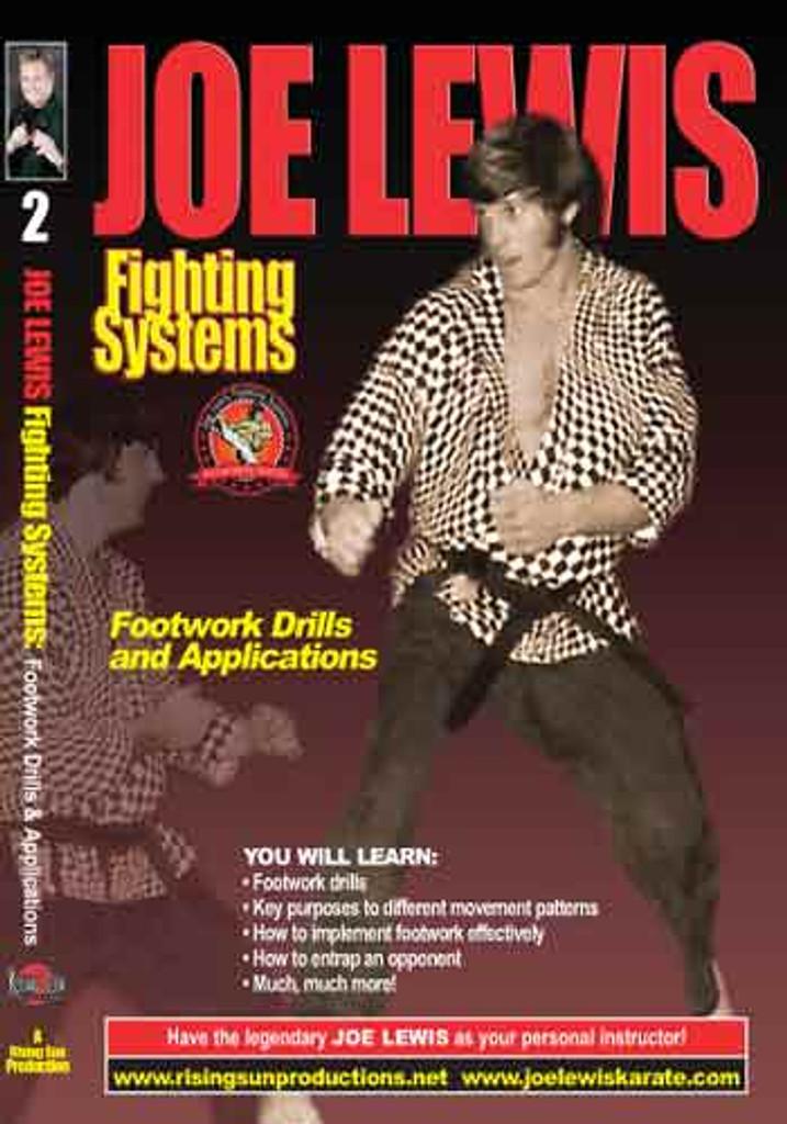Joe Lewis - Footwork