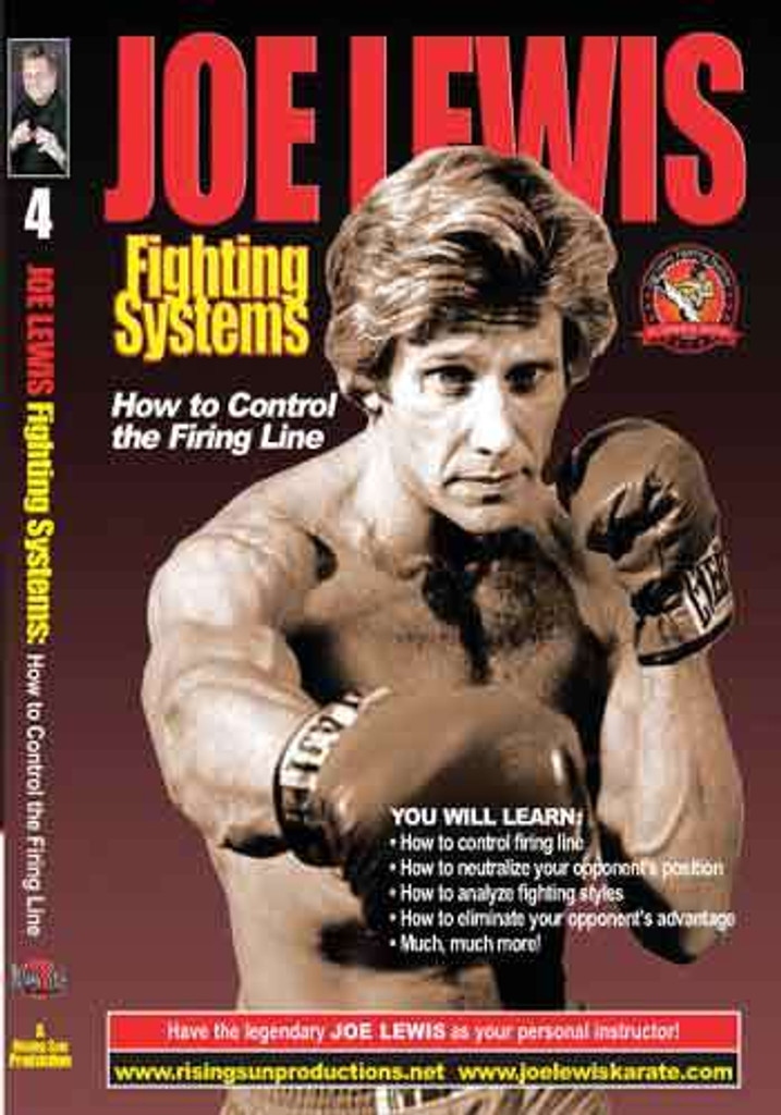 Joe Lewis - How to Control the Firing Line ( Download )