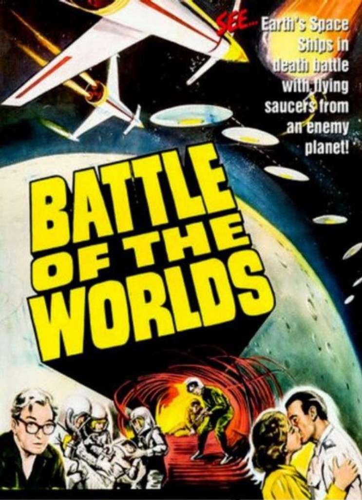 Battle Of The Worlds (download)