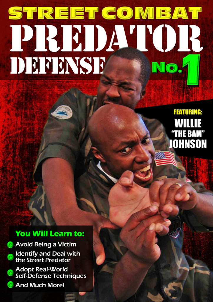 "Street Combat by Willie ""The Bam"" Johnson"