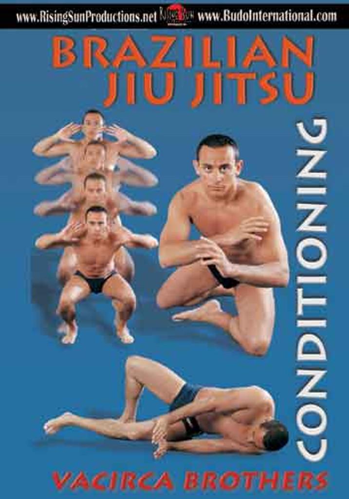 Brazilian Jiu Jitsu Conditioning