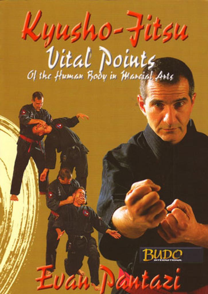 Kyusho Jitsu: Vital Points Of the Human Body in Martial Arts