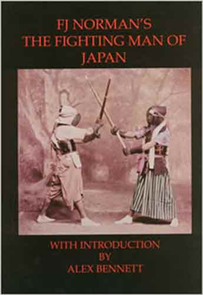 FJ Norman Fighting Man of Japan