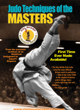 Judo Techniques of the Masters