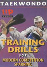 Taekwondo Training Drills for Modern Competition Sparring