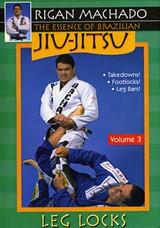 Essence of Brazilian Jiu Jitsu: Leg Locks