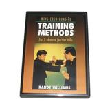 Wing Chun Gung-Fu Training Methods Part 2: Advanced Two-Man Drills