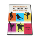 Wing Chun Gung-Fu Siu Leem Tau Concepts & Principles Part 1