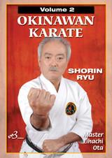 OKINAWAN KARATE  SHORIN RYU Volume 2 By Master Eihachi Ota