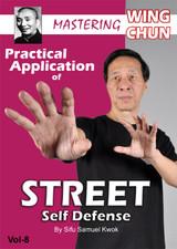 MASTERING WING CHUN  The Keys To Ip Man's Kung Fu Vol-8 Practical Application of STREET Self Defense