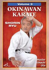 OKINAWAN KARATE  SHORIN RYU Volume 3