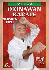 OKINAWAN KARATE SHORIN RYU Volume 4