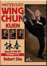 MASTERCLASS WING CHUN KUEN – VOL. 1-2-3