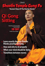 China's Ancient Forms of the Shaolin Gung Fu Qi Gong Sitting