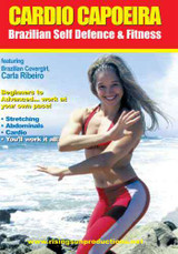 Cardio Capoeira #3 - Brazilian Self Defence &Fitness ( Download )
