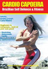 Cardio Capoeira #3 - Brazilian Self Defence &Fitness