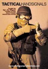 Tactical Hand Signal