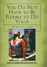 You don't have to be flexible to do Yoga ( Download )
