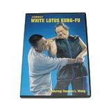 Combat White Lotus Kung Fu DVD Wong