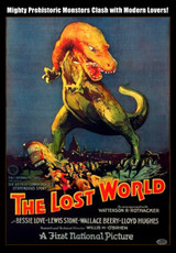 The Lost World ( Silent Movie )