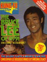 Bruce Lee Poster Magazine #52 Silent Flute