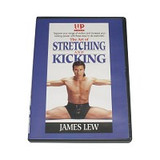 Art of Stretching & Kicking DVD Lew