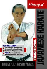 History of Traditional Japanese Karate - Hidetaka Nishiyama ( Download )