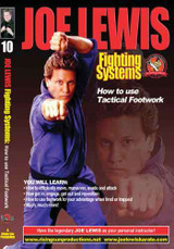 Joe Lewis - How to Use Tactical Footwork ( Download )