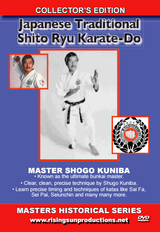 Japanese Traditional Shito Ryu Karate Do ( Download )