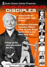 Gichin Funakoshi Disciples ( Download )