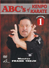 ABC's Of Kenpo Karate By Master Frank Trejo Vol. 1 ( Download )