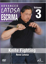 Advanced Latosa Escrima - Vol.3  by Rene Latosa ( Download )