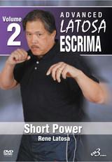 Advanced Latosa Escrima - Vol. 2 by Rene Latosa ( Download )