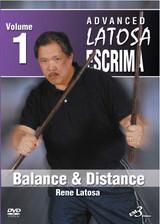Advanced Latosa Escrima - Vol. 1 by Rene Latosa ( Download )
