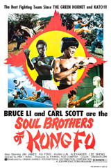 Bruce Li Soul Brothers of Kung Fu (Download)