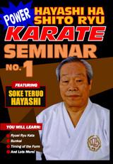 Power Hayashi Ha Shito Ryu Karate Seminar No. 1