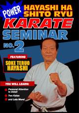 Power Hayashi Ha Shito Ryu Karate Seminar No. 2