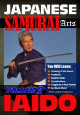 Japanese Samurai Arts Volume 2 Iaido (Download)