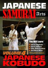 Japanese Samurai Arts Volume 4 Japanese Kobudo