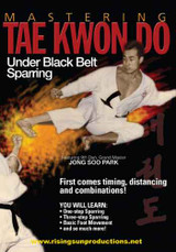 Mastering Tae Kwon Do Under Black Belt Sparring
