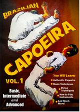 Brazilian Capoeira Vol. 1 Basic, Intermediate and Advanced ( Download )