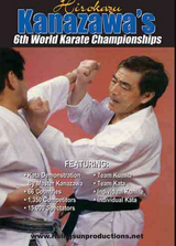 Kanazawa's 6th World Karate Championships ( Download )