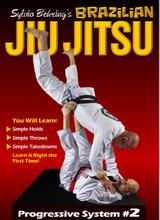 Sylvio Behring Brazilian Jiu Jitsu Progressive System #2