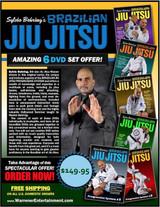 Sylvio Behring Jiu Jitsu Box Set ( 6 DVDs )