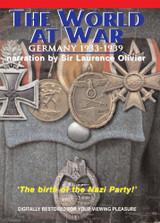 The World at War GERMANY 1933-1939