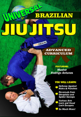 Universal Brazilian Jiu Jitsu Advanced Curriculum ( Download )