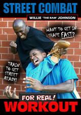 Street Combat by Willie Bam Johnson Box Set ( 8 DVDs )