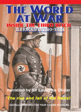 The World At War Inside The Third Reich Germany 1940 - 1944 (download)