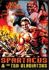 Spartacus and The Ten Gladiators (Download)